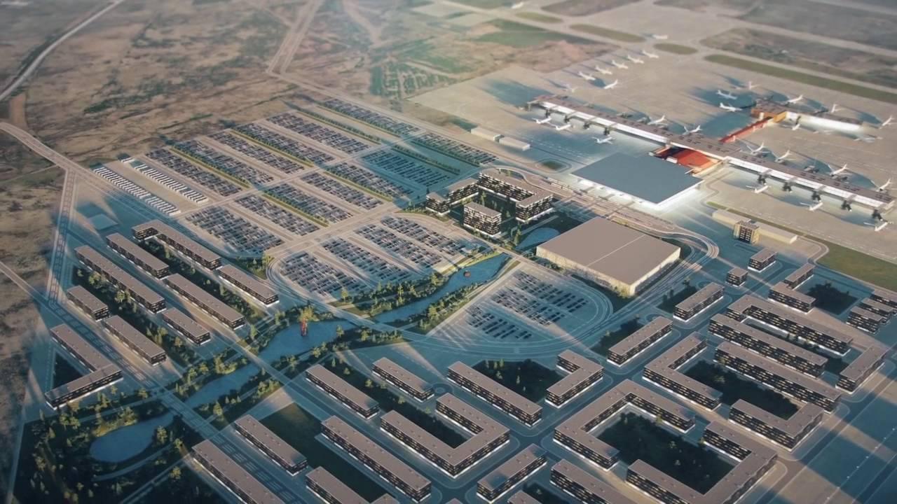 Keflavik Airport Masterplan 2015 2040 Upgraded 2016