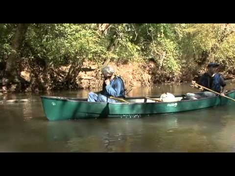 Athens Heritage Foundation Walking Tours - Oconee River with Ben Emanuel and Janet Clark