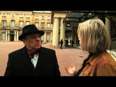 Sir Van Morrison receives knighthood