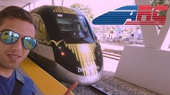 Brightline Ride Review! What's America's Fastest Train Like?