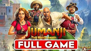 JUMANJI THE VIDEO GAME Gameplay Walkthrough Part 1 FULL GAME [1080p HD XBOX ONE] - No Commentary