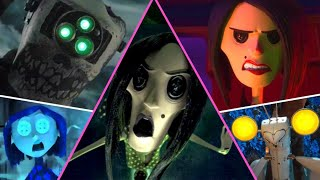 Coraline All Bosses | Boss Battles (Wii, PS2)
