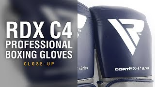RDX C4 Professional Boxing Gloves - Fight Gear Focus Mini Review