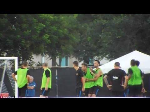 Neymar Jr horror real fight with Nelson Semedo.Bad News latest 2017