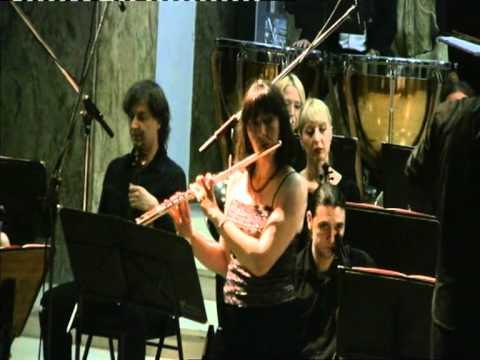 Poulenc Flute Sonata 2nd mvt,  Cantilena