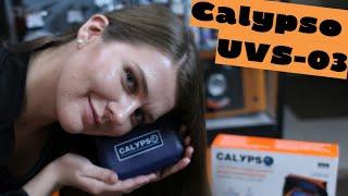Обзор подводной камеры Calypso UVS-03!