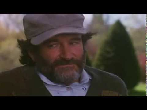 Bellissimo discorso di Robin Williams in Will Hunting - genio ribelle