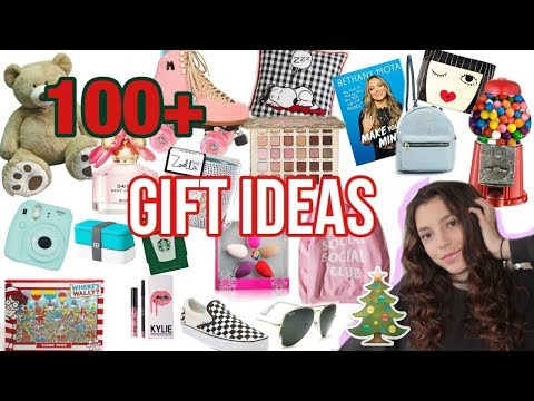 100 Christmas Gift Ideas ! Holiday Gift Guide 2017