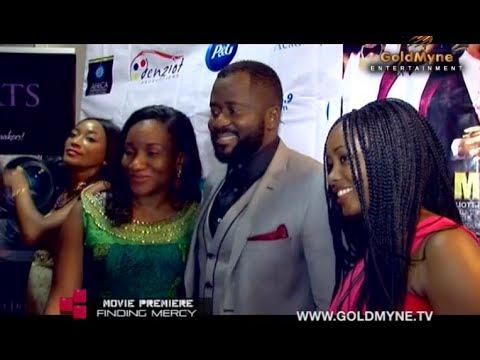 """Download Desmond Elliot's """"Finding Mercy"""" Lagos Movie Premiere"""