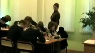 Урок алгебры, 8 класс, Преловская_О.В., 2009