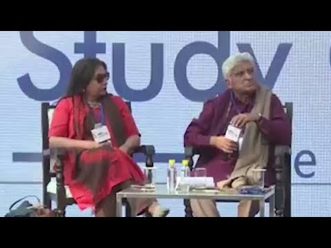 Times Litfest: Shabana Azmi and Javed Akhtar share their views on nationalism and arts