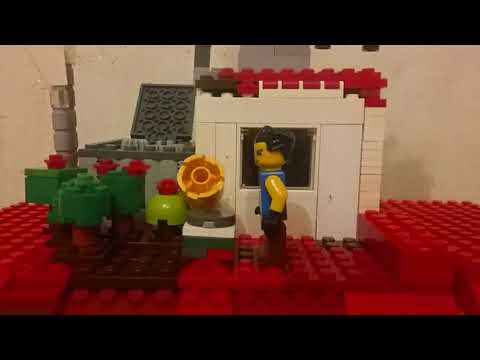 LEGO Hello Neighbour trailer for review | LEGO Привет Соседтрейлер к обзору