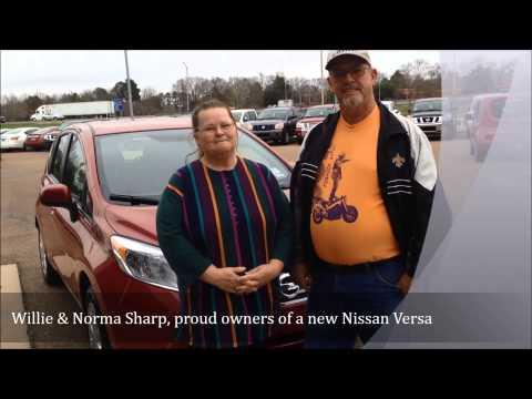 Sparks Nissan Kia- Willie & Norma Sharp