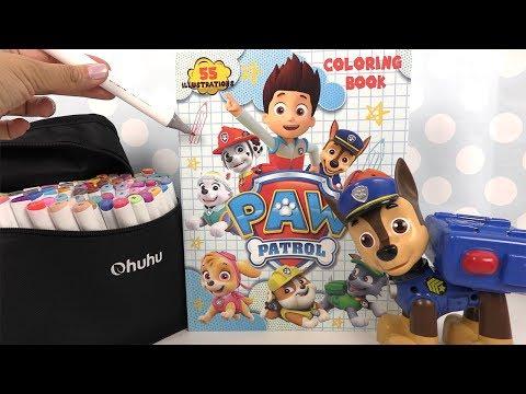 Pat Patrouille Coloriage Loisirs Creatifs Paw Patrol Coloring