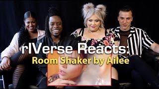 rIVerse Reacts: Room Shaker by Ailee - M/V Reaction