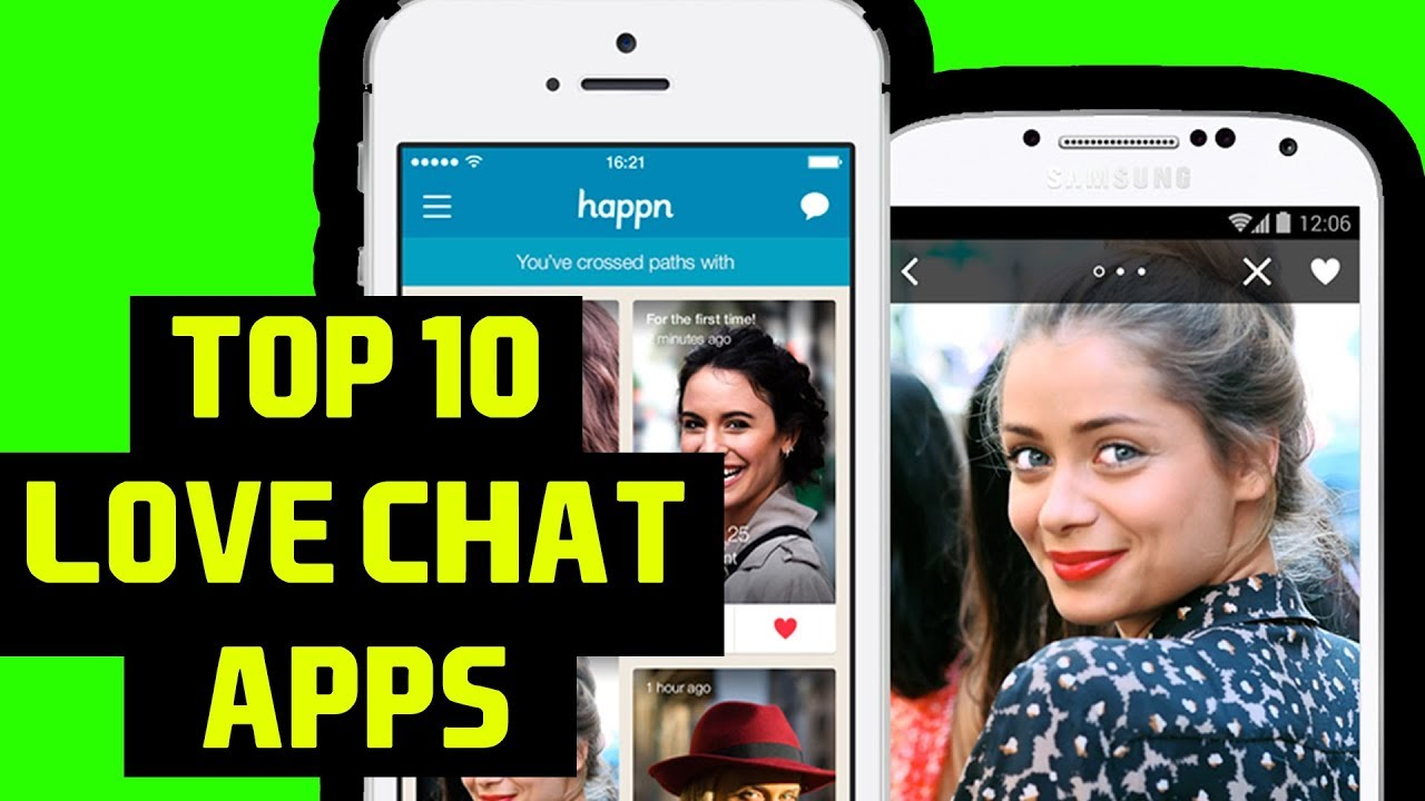 Best dating and chat apps
