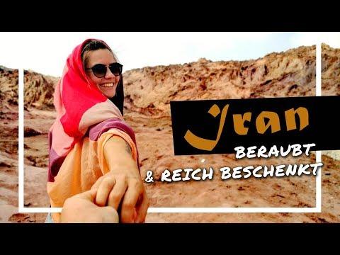 IRAN das Land der Gegensätze - Beraubt und reich beschenkt (Doku HD)