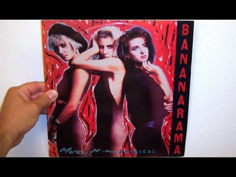Bananarama - More than physical (1986 Garage mix)