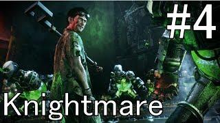 Batman: Arkham Knight   Part 4 - Finding Oracle   Knightmare Walkthrough Playthrough