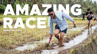 BTS Cabriolet Challenge: Amazing Race