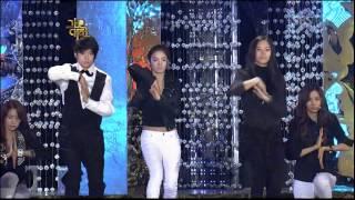 SBS Gayo Daejun 2009 Gender Switch (Female Set)