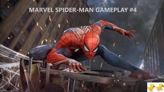 Marvel Spider-Man Ps4 Live Gameplay #4