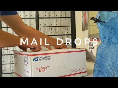 Mail Drops On A Thru Hike