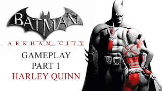 BATMAN Arkham City - Part 1 Xbox360 Gameplay -  Deutsch FullHD