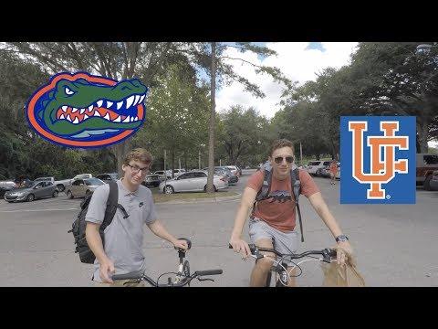 University of Florida Freshman Move In 2017 Vlog / Hume Hall Dorm Tour