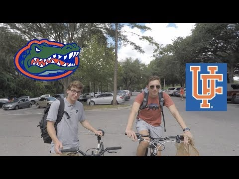 University of Florida Freshman Move In 2017 Vlog / Hume Hall Dorm Tour