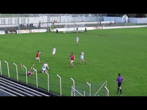 Michael Lyng Carlow Senior Football Championship Semi Final Éire Óg v Palatine