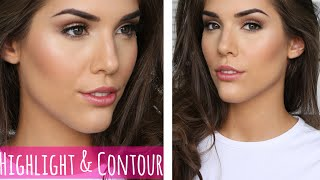 One of Katerina Williams's most viewed videos: HOW TO HIGHLIGHT AND CONTOUR FOR BEGINNERS!