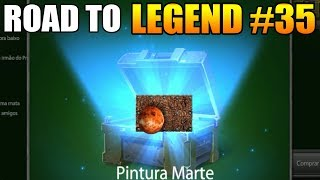 Tanki Online ROAD TO LEGEND (sem comprar cristal #35) Opening Containers