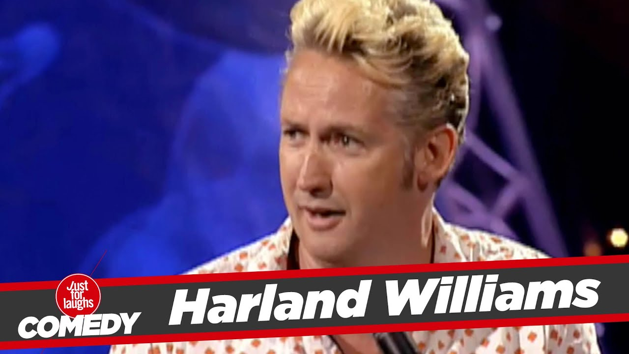 Harland Williams Stand Up - 2005 - YouTube