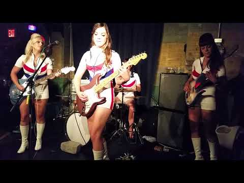 Malaguena  cover by:  The Surfrajettes vid 5 @ Divieria Drive 8/16//2018