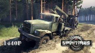SPINTIRES™ Steam Full Version PC Gameplay 1440p