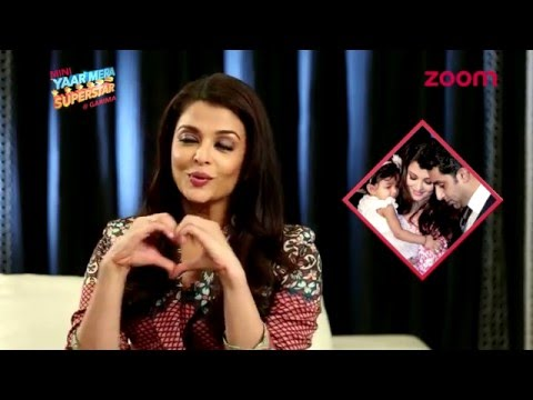 Aishwarya Rai Bachchan Opens Up About Aradhya Bachchan | Yaar Mera Superstar | EXCLUSIVE