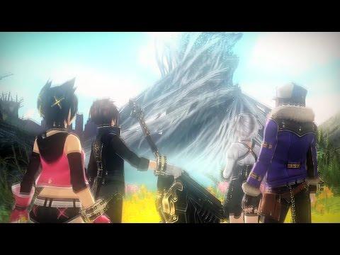 GOD EATER 2 RAGE BURST 第2弾PV