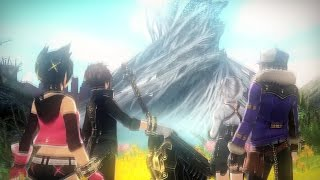 GOD EATER 2 RAGE BURST 第2弾PV