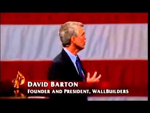 David Barton with Charles Stanley