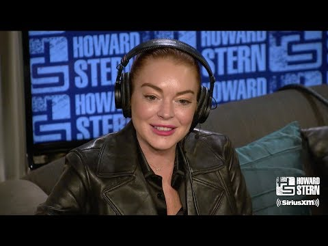 Lindsay Lohan Talks Acting and Living Abroad