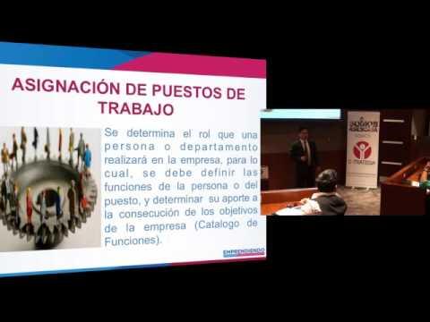 Estructura organizacional de una pyme - Freddy Torres