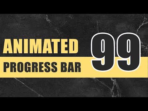animated jquery progress bar   Nikkies Tutorials