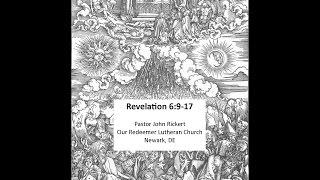 Revelation 6:9-17