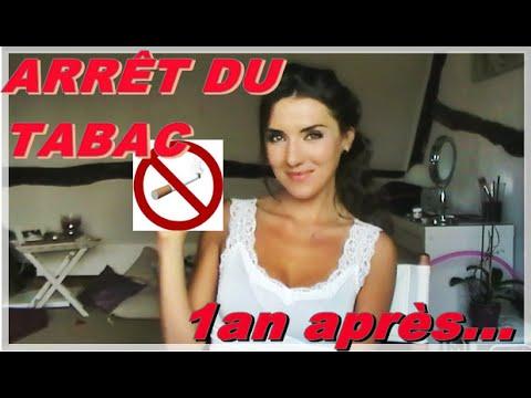 ARRET DU TABAC: Un an Après!