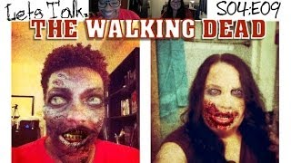 "Lets Talk: #TheWalkingDead #AfterParty #MondayShow (Season 4: Ep 9 ""AFTER"") Thumbnail"