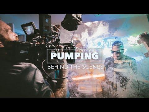 Lovele$$ Ft.  OT Genasis - Pumping (Behind The Scenes)