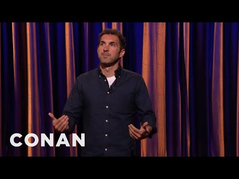 Mark Normand Stand-Up 06/07/17  - CONAN on TBS