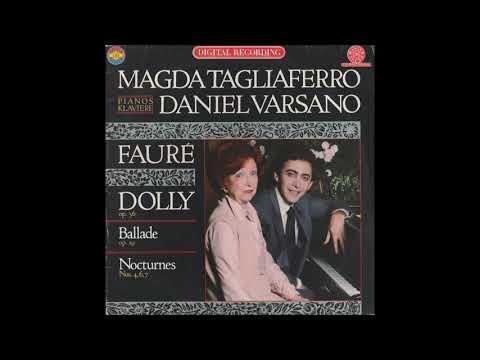 LP Fauré (Magda Tagliaferro e Daniel Varsano, piano) (1981)