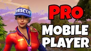 Pro Fortnite Mobile Player // Road To 100 Wins! // Fortnite Mobile Gameplay + Tips & Android Release